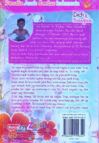 Cover Belakang Buku Didi & Bianglala