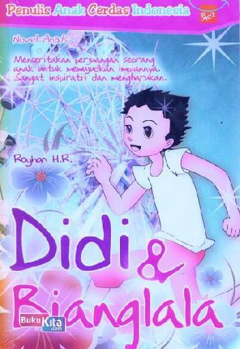 Cover Buku Didi & Bianglala
