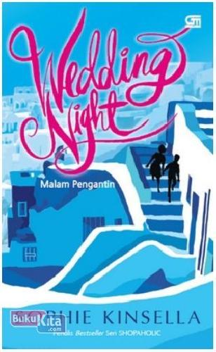 Cover Buku ChickLit : Malam Pengantin - Wedding Night
