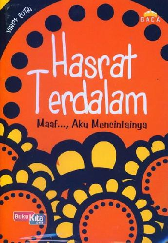 Cover Buku Hasrat Terdalam