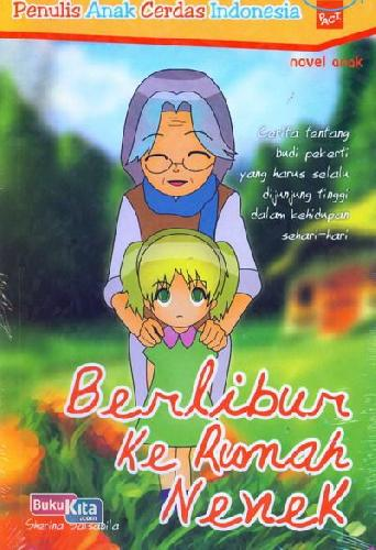 Cover Buku Berlibur Ke Rumah Nenek