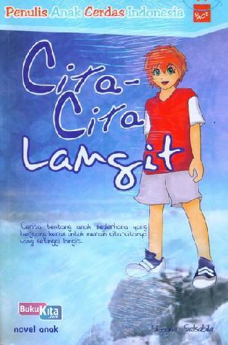 Cover Buku Cita-Cita Langit