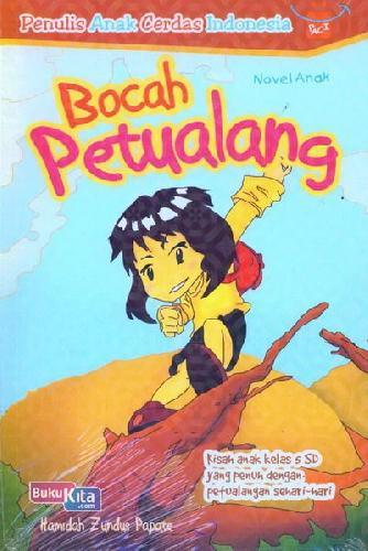 Cover Buku Bocah Petualang