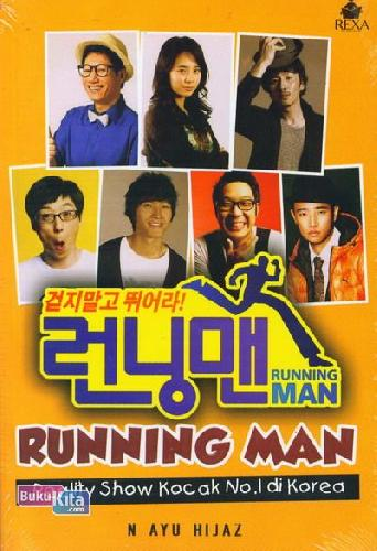 Cover Running Man (Reality Show Kocak No 1 di Korea)