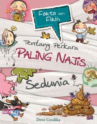 Cover Buku Fakta Dan Fikih Tentang Perkara Paling Najis Sedunia