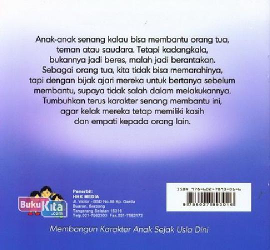 Cover Belakang Buku Shumo Pahlawan Kebaikan