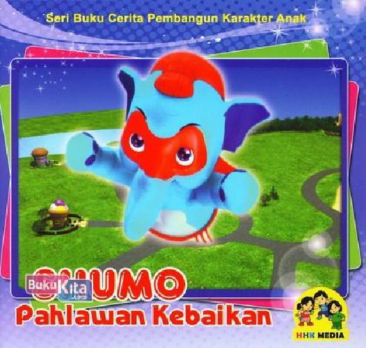 Cover Buku Shumo Pahlawan Kebaikan
