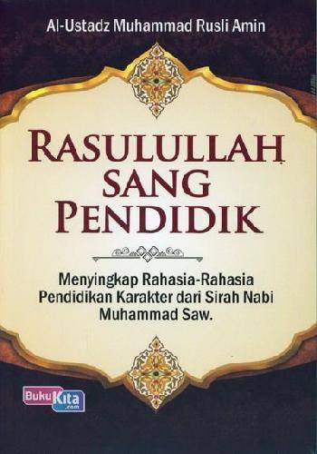 Cover Buku Rasulullah Sang Pendidik
