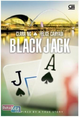 Cover Buku MetroPop: Blackjack