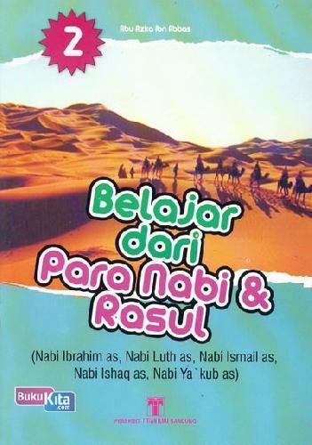 Cover Buku Belajar dari Para Nabi & Rasul 2