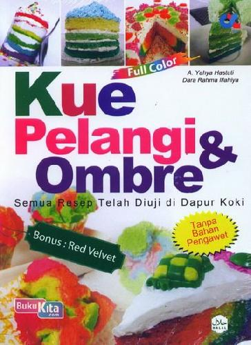 Cover Kue Pelangi Ombre (full color)