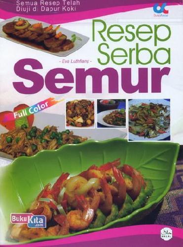 Cover Buku Resep Serba Semur (full color)