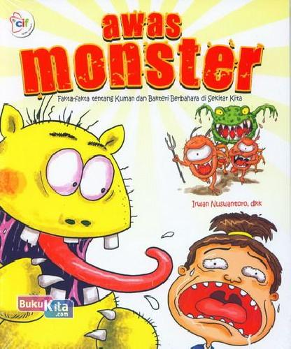 Cover Awas Monster