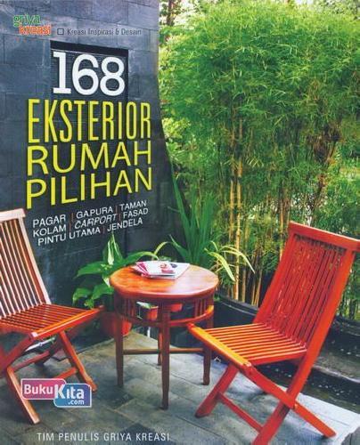 Cover Buku 168 Eksterior Rumah Pilihan