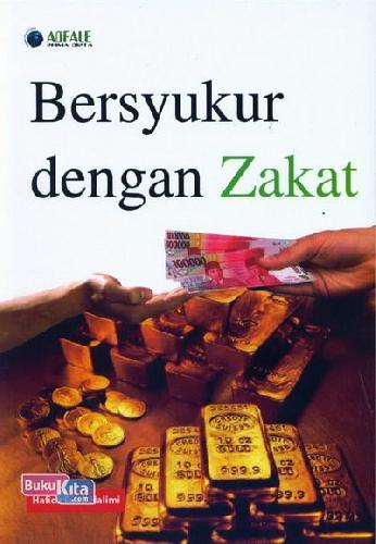 Cover Buku Bersyukur dengan Zakat