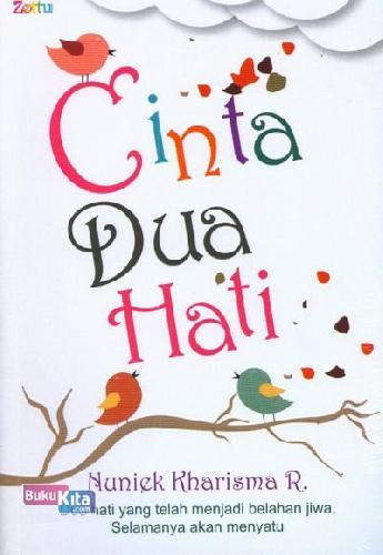 Cover Buku Cinta Dua Hati