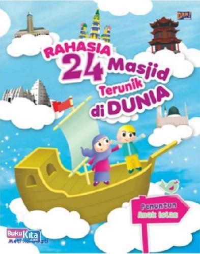 Cover Buku Pai Rahasia 24 Masjid Di Dunia