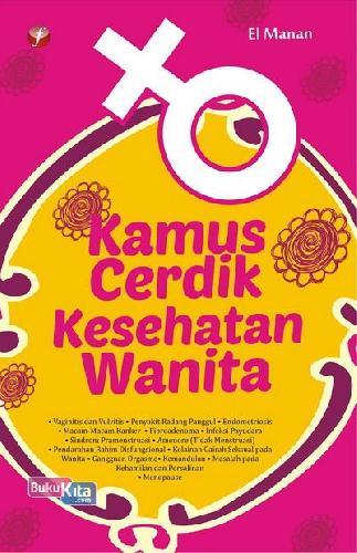Cover Buku Kamus Cerdik Kesehatan Wanita
