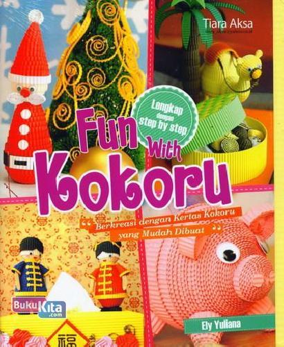 Cover Buku Fun With Kokoru
