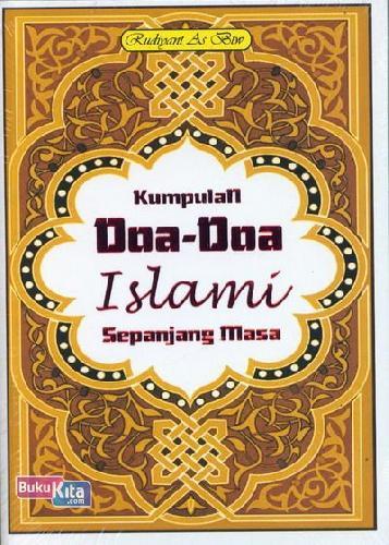 Cover Buku Kumpulan Doa-Doa Islami Sepanjang Masa
