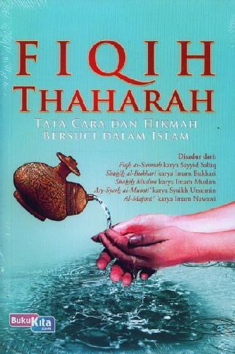 Cover Buku Fiqih Thaharah