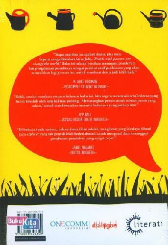 Cover Belakang Buku Brand Gardener Edisi Khusus Tumbuh Berkembang
