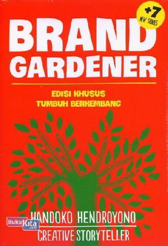 Cover Buku Brand Gardener Edisi Khusus Tumbuh Berkembang