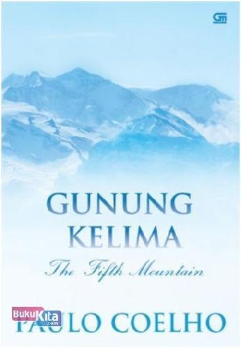 Cover Buku Gunung Kelima - The Fifth Mountain (Cover Baru)