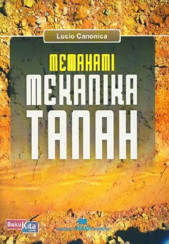 Cover Buku Memahami Mekanika Tanah