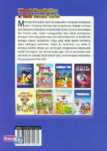 Cover Belakang Buku Persahabatan