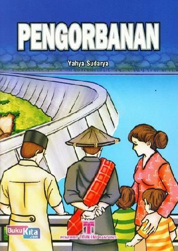 Cover Buku Pengorbanan