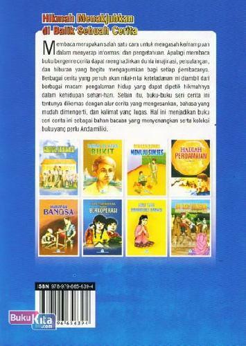 Cover Belakang Buku Gemar Belajar