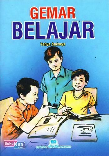 Cover Buku Gemar Belajar