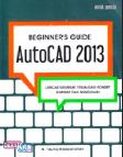 Beginners Guide AutoCAD 2013