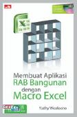 Membuat Aplikasi RAB Bangunan dengan Macro Excel