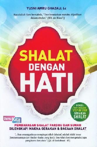 Cover Buku Shalat Dengan Hati