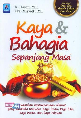 Cover Buku Kaya dan Bahagia Sepanjang Masa
