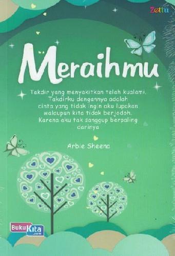 Cover Buku Meraihmu