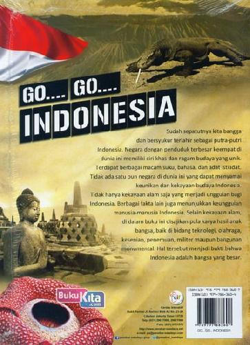 Cover Go Go Indonesia
