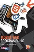 Mobile Web Programming HTML 5, CSS3, JQuery Mobile