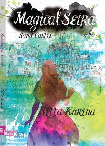 Cover Buku Magical Seira 4 : Sand Castle