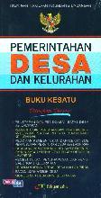 Pemerintahan Desa dan Kelurahan Buku Kesatu (2013)