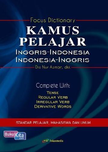 Cover Buku Kamus Pelajar Inggris-Indonesia - Indonesia-Inggris