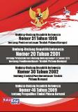 Undang-Undang Republik Indonesia Nomor 31 Tahun 1999 tentang Pemberantasan Tindak Pidana Korupsi