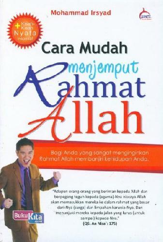 Cover Buku Cara Mudah Menjemput Rahmat Allah