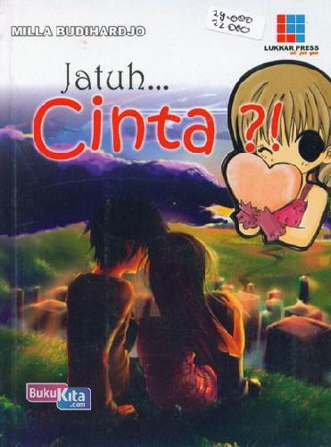Cover Buku Jatuh cinta