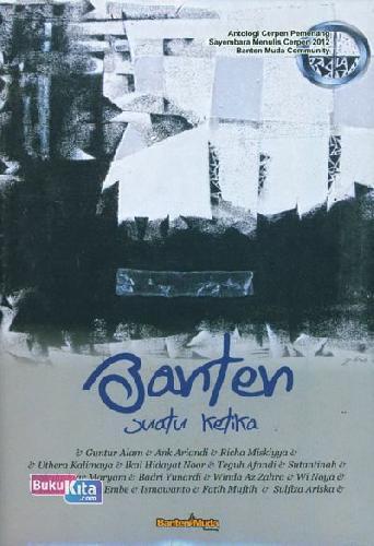 Cover Buku Banten ; Suatu Ketika