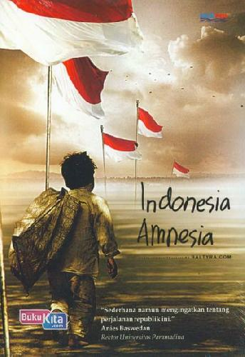 Cover Buku Indonesia Amnesia