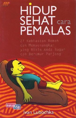 Cover Buku Hidup Sehat Cara Pemalas