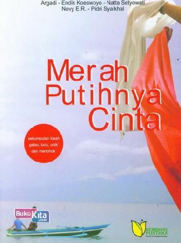 Cover Buku Merah Putihnya Cinta